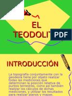 ELTEODOLITO