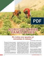 Agricultores  familiares