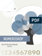 Numerologie Jahresvorschau
