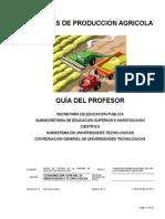 Sistemas de Produccion Agricola