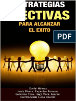 Estrategias Efectivas Para Alca - Maria Luisa Douriet.jesus River