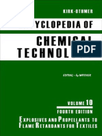 10 - Explosives and Propellants-Flame Retardants for Textiles
