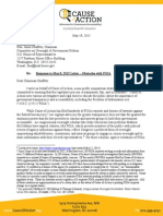 Letter & Exhibits - FOIA Failures