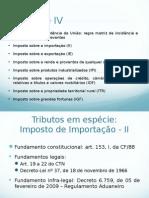 Direito TributaRio II UNIDADE IV