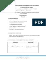 El Reglamento de Organización y Funciones