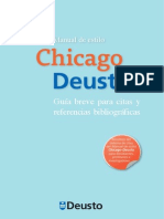 Chicago Deusto