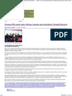 27-05-15 Presenta PRI queja contra Silvano Aureoles ante el Instituto Nacional Electoral