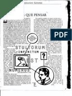 Dar Que Pensar - Fernando Savater