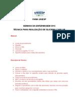 TECNICA GLICEMIA CAPILAR.doc
