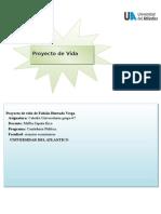 Proyecto de Vida Fabian Hurtado Vesga