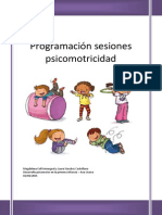 Trabajo Programación Sesiones PDF