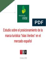 Estudio Posicionamiento Marca IslaEstus Verdes