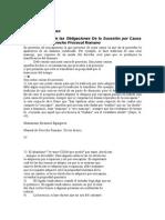 Manual de Derecho Romano Tomo II Parte 3