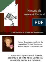 De Ce Sa Fii Asistent Medical