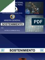 SOSTENIMIENTO DE MINAS