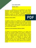 Definiciones Básicas Método SSPC