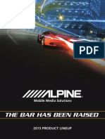 5207731alpine 2013 Product Guide