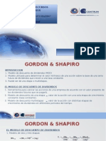 Modelo de Gordon-Shapiro