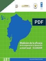 2013 ART_Medición de la eficacia de la cooperación a nivel local_2