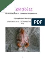 Knitting Pattern No. 6