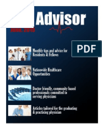 The Advisor - June, 2015