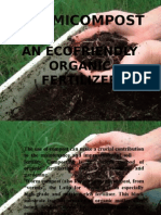 Vermicompost - Ecofriendly Organic Manure
