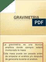Clase 3 Gravimetria (quimica analitica)