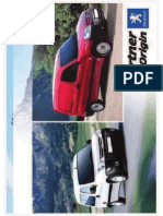 Manual Usuario Partner,2008-2009,Amigospeugeot,Es