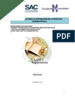 Normativo Para Autorizar E 404 Práctica Administrativa