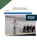 01-06-2015 Periódico Digital.mx - Alfonso Esparza y RMV Recorren Nuevas Instalaciones de Preparatoria de La BUAP en Tepeaca