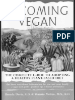Becoming Vegan- Overweight