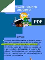El Tema Del Viaje en Literatura