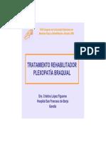 Tratamiento Conservador de La Plexopatía Braquial. PBO y Traumáticas