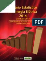 Anuário Estatístico de Energia Elétrica 2014
