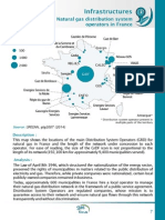 E7.Natural Gas Distribution System Operators in France