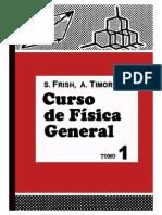 Curso de Fisica General, Tomo 1 - S. Frish & a. Timoreva