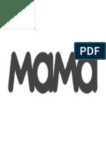 Plantilla de Mama