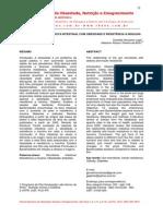 Microbiota Obesidade e Resistencia Insulinica