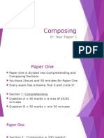 paper one - composing