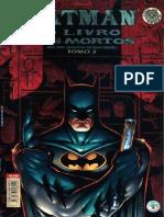 Batman - O Livro Dos Mortos Vol 2