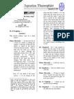 Aquarian Theosophist Volume II Supplement 9 September 17 2002