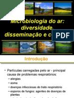 Aula 8 Microbiologia Do Ar