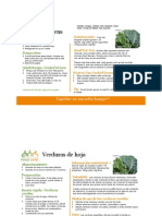 Produce Guide - Greens