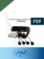 Manual Utilizare Senzori Parcare Pni Adl003