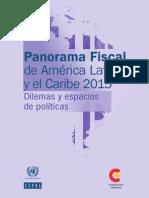 Panorama Fiscal de América Latina y el Caribe 2015