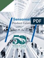Catalog Sensormatic