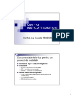 scheme sanitare