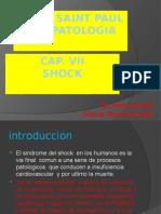 Shock Fisiopatologia 2015