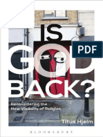 Titus Hjelm-Is God Back__ Reconsidering the New Visibility of Religion-Bloomsbury Academic (2015)
