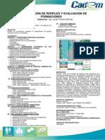 Interpretación de Perfiles y Evaluación de Formaciones. Lucilo Torres 2